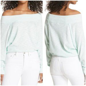 We The Free Palisades Off The Shoulder Top